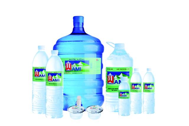 Tác dụng của nước uống đóng chai trong việc bảo vệ sức khỏe